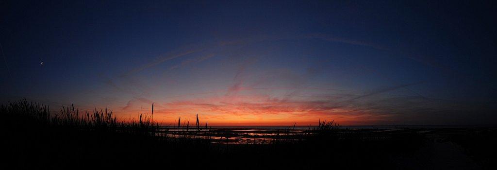 Sundown Panorama