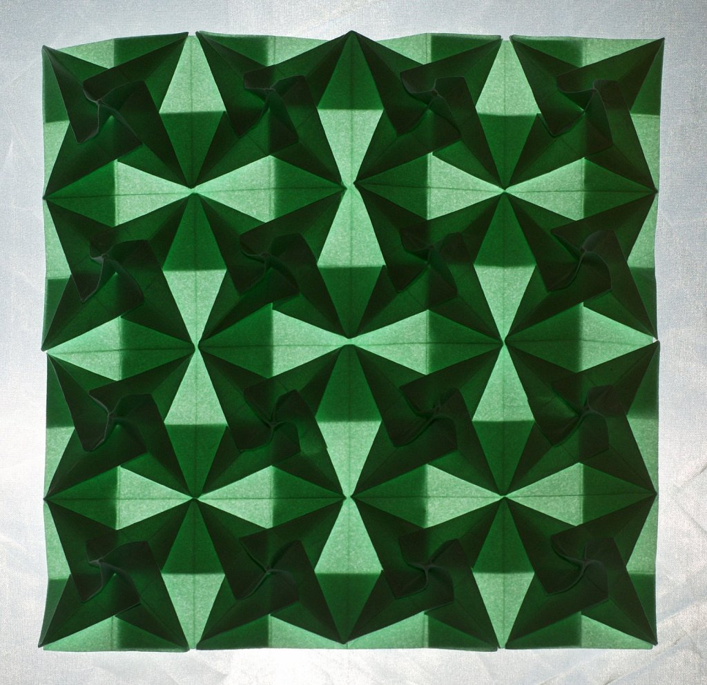 Twisted Bird Base Tessellation 2