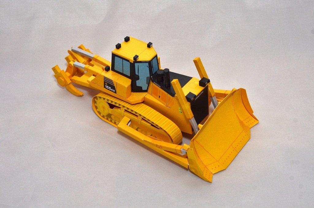 Bulldozer 1