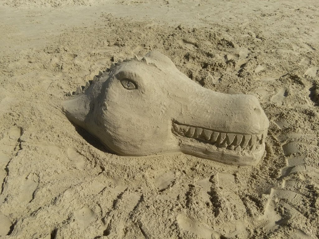 T-Rex Head 1