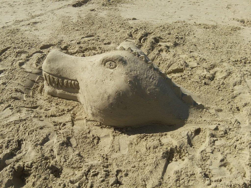 T-Rex Head 2