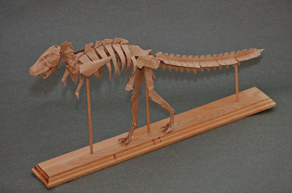 Tyrannosaurus Skeleton 1
