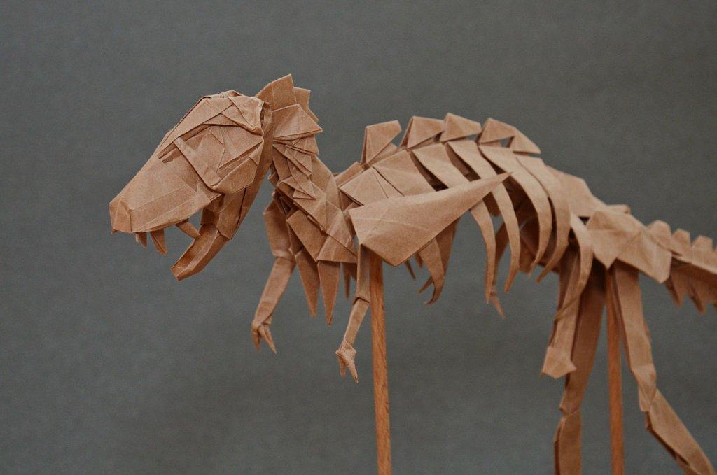 Tyrannosaurus Skeleton 2